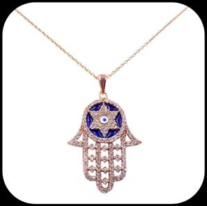 hand of hamsa jewelry