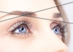 henna eyebrows